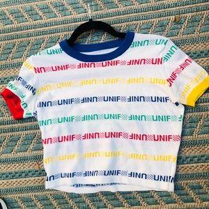 UNIF shirt